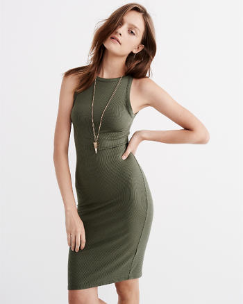 ANF Bodycon Midi Dress