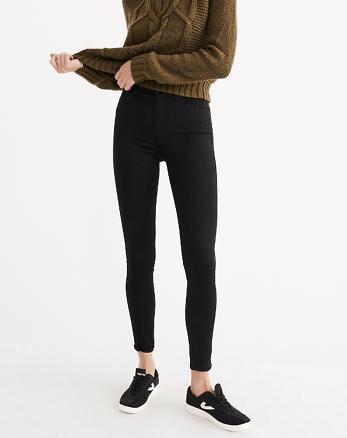 ANF High-Rise Ultra Skinny Jean Leggings