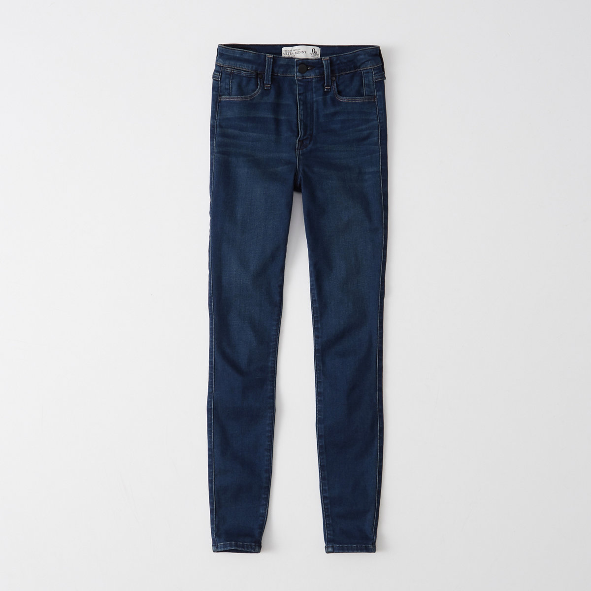 High Rise Ultra Skinny Jeans