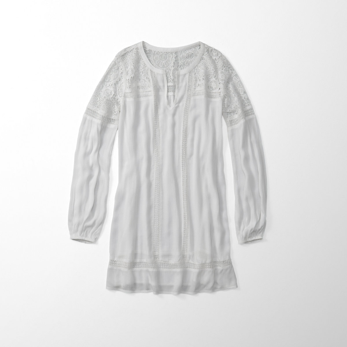 Romantic Shirtdress