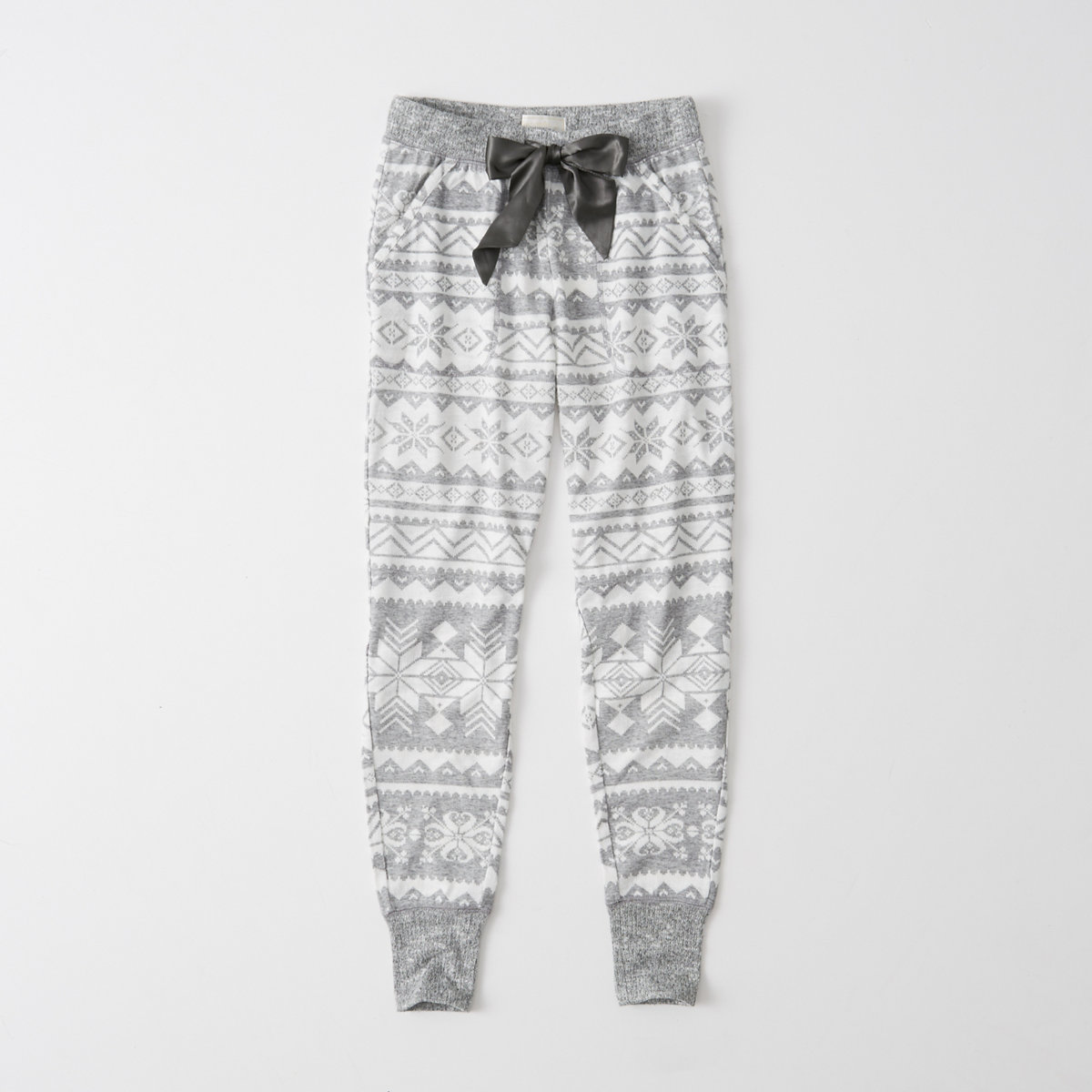 Printed Sleep Joggers