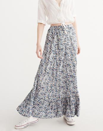 ANF Maxi Skirt