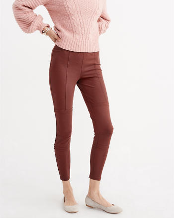 ANF Zip Leggings
