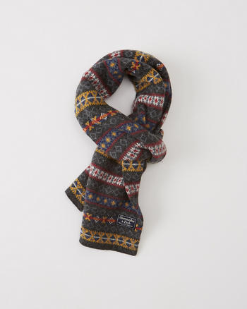 ANF Knit Scarf