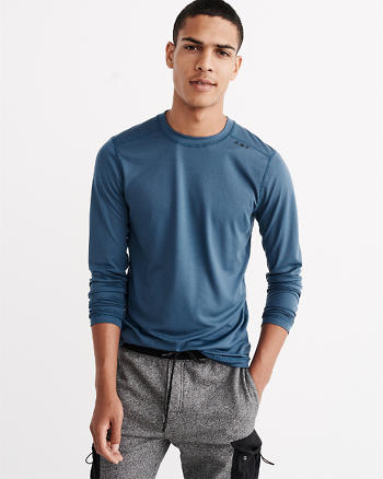 ANF Sport Long-Sleeve Tee
