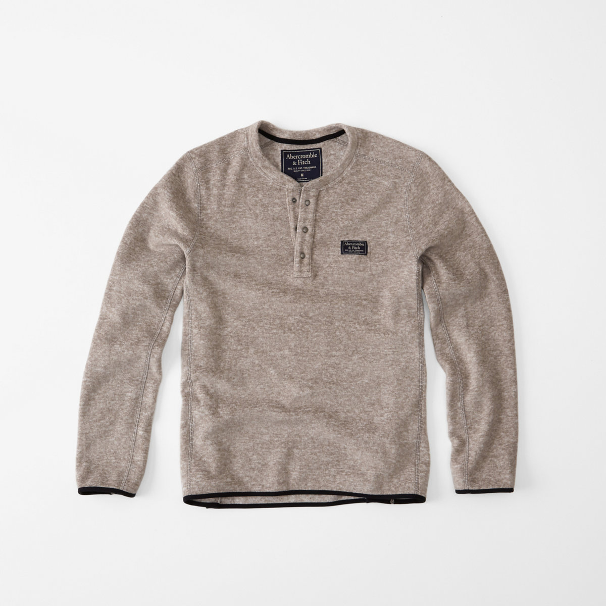 Trail Fleece Henley
