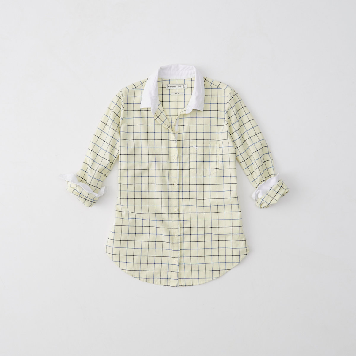 Slim Preppy Shirt