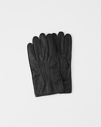 ANF Leather Gloves