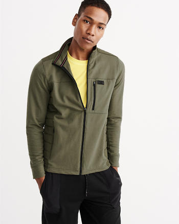 ANF Sport Full-Zip Mock