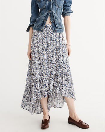 ANF Midi Skirt
