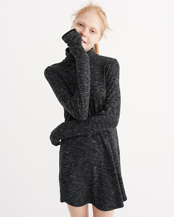 ANF Turtleneck Sweater Dress