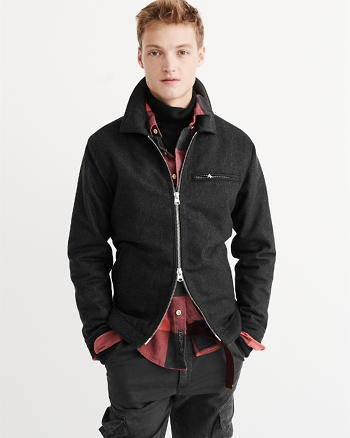 ANF Wool Jacket