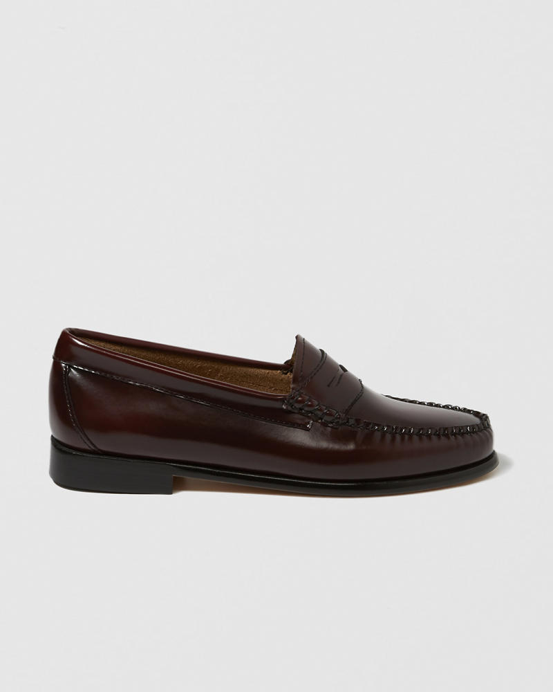 0a49256625b Womens Bass Whitney Weejun Loafers