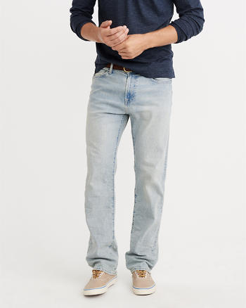 ANF Classic Straight Everyday Jeans