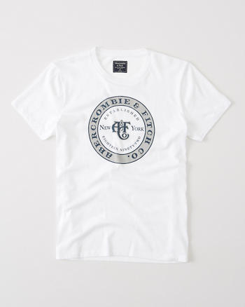 ANF Logo Graphic Tee
