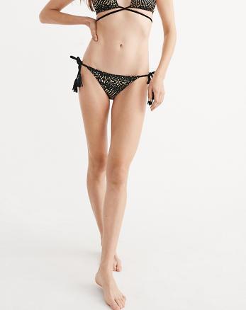 ANF Side Tie Bikini Bottom