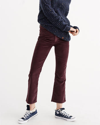 ANF Ankle Flare Jeans