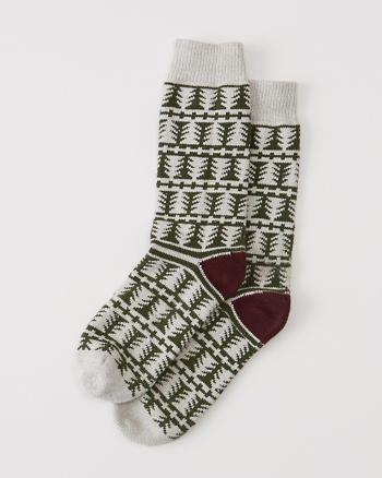 ANF Camp Socks