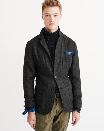 ANF Wool Blazer