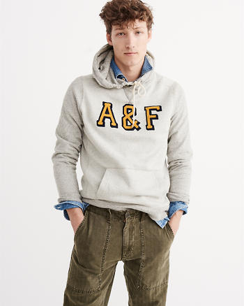 ANF Graphic Hoodie