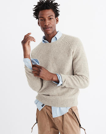 ANF Wool-Blend Sweater