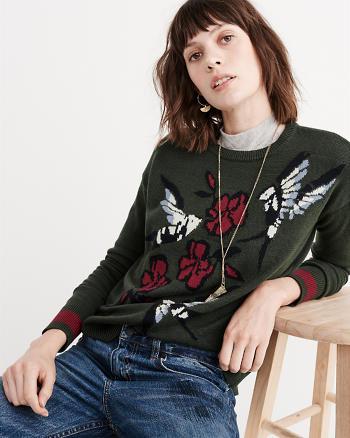 ANF Intarsia Sweater