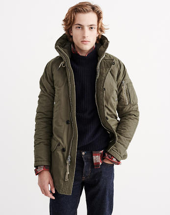 ANF Classic Parka