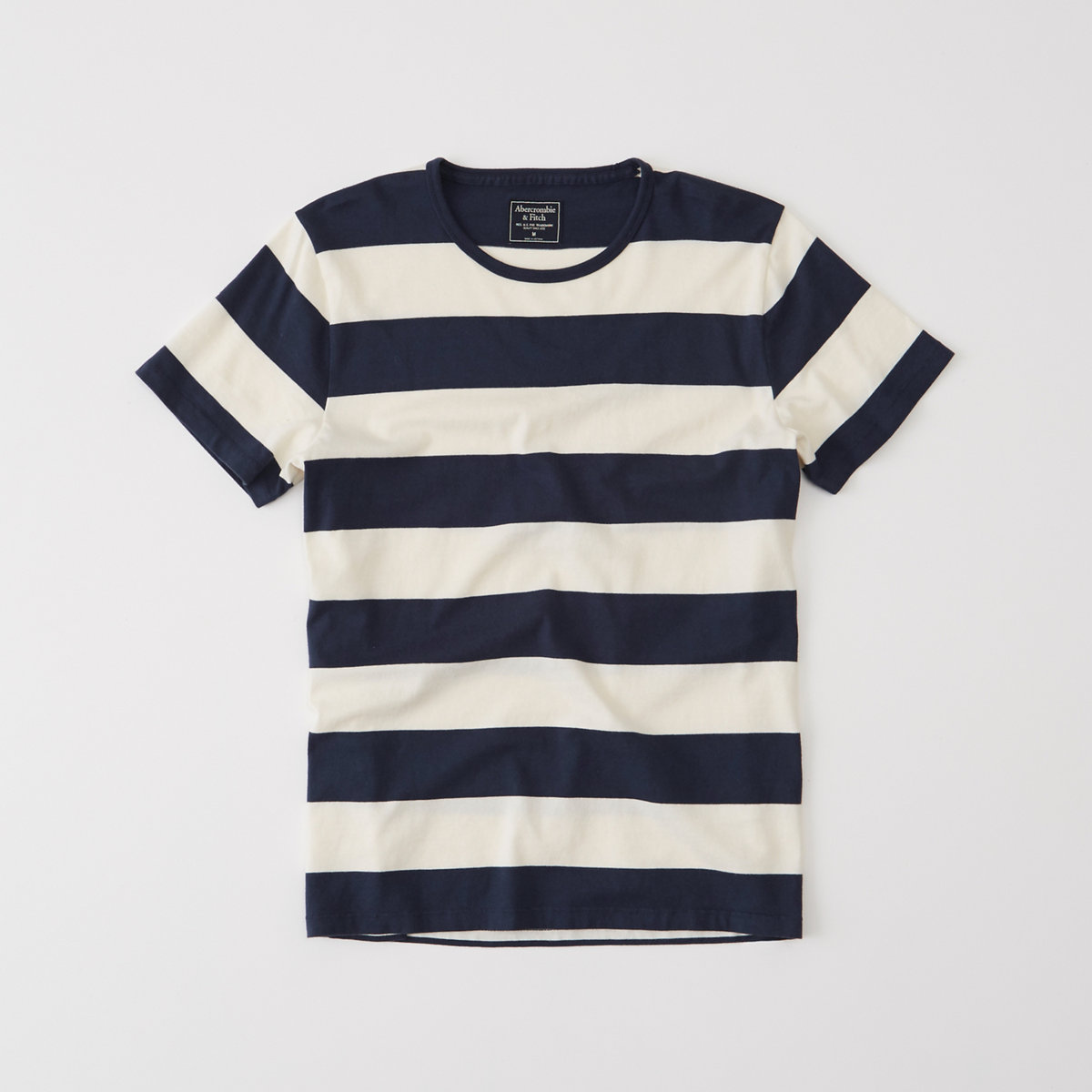 Bold Striped Tee