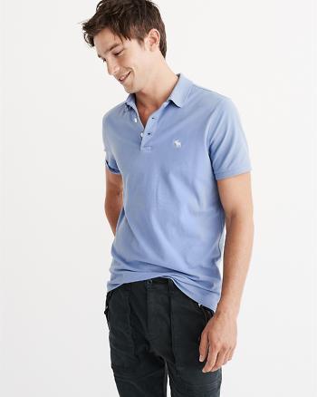 ANF Stretch Icon Polo