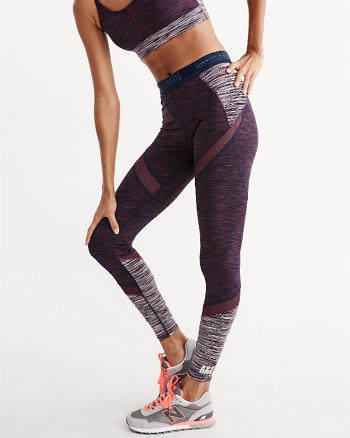 ANF Active Space Dye Leggings