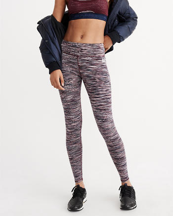 ANF Graphic Active Leggings