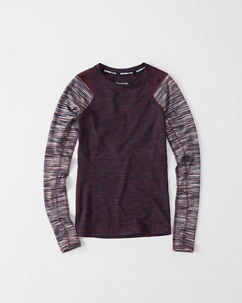 ANF Active Long-Sleeve Top