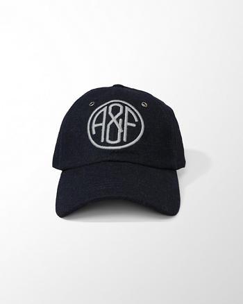ANF Wool Logo Cap