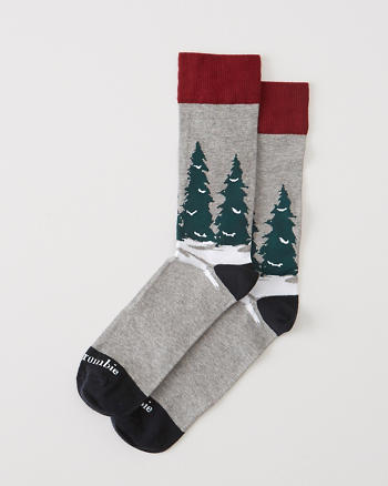 ANF Casual Crew Socks