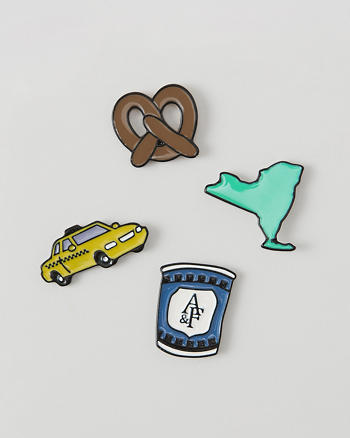 ANF New York Pin Pack