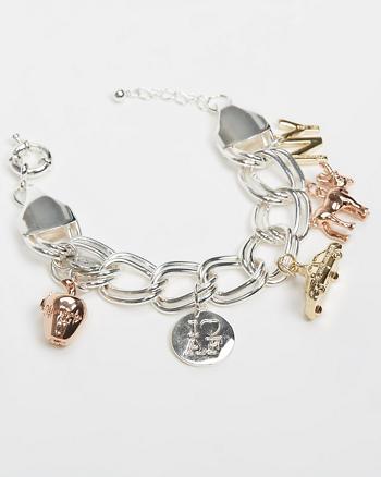 ANF New York Charm Bracelet