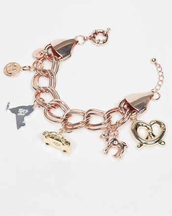 ANF New York Charm Bracelet