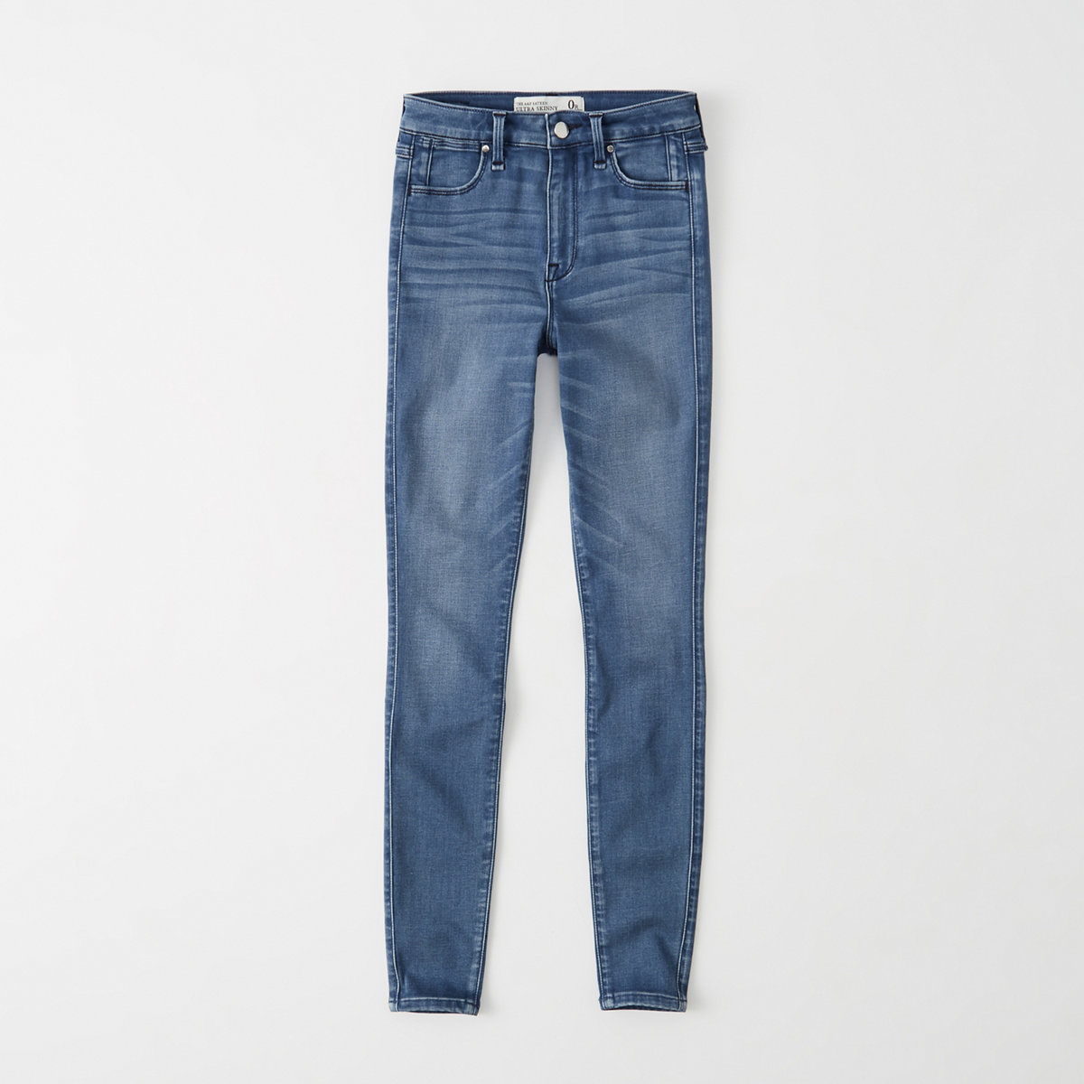 High Rise Ultra Skinny Jeans
