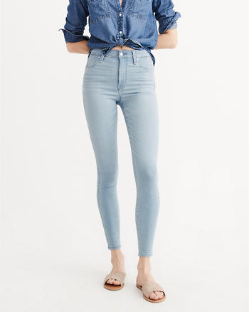 ANF High Rise Ultra Skinny Jean Leggings
