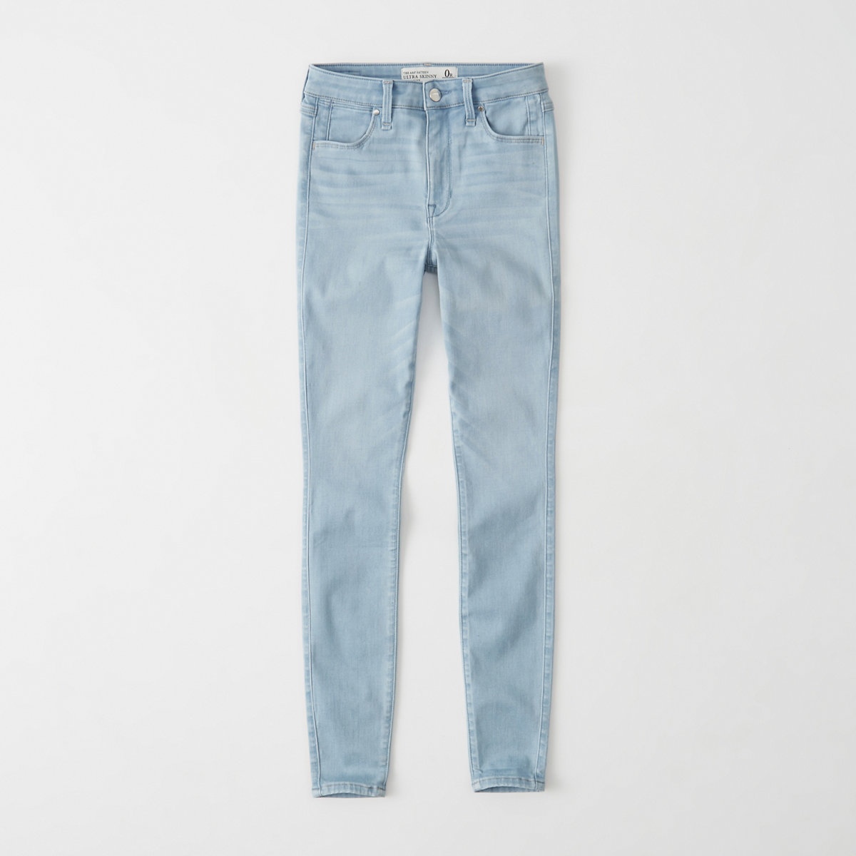 Sateen Ultra Skinny Jeans