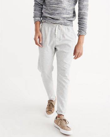ANF Tapered Joggers