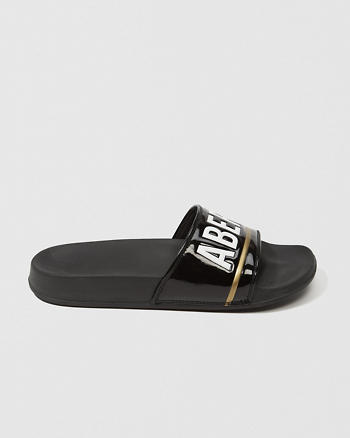ANF Athletic Slide Sandals
