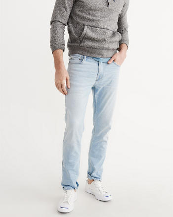 ANF Slim Straight Jeans