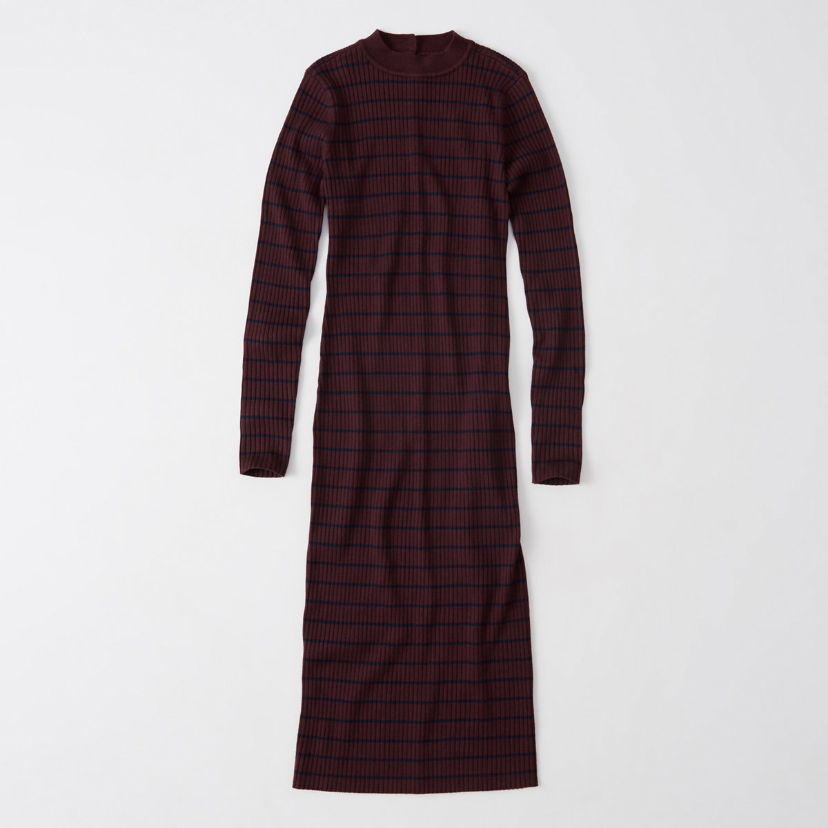 Lurex Midi Sweater Dress