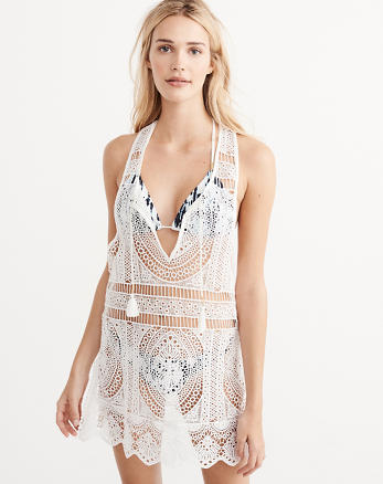 ANF Lace Cover-Up