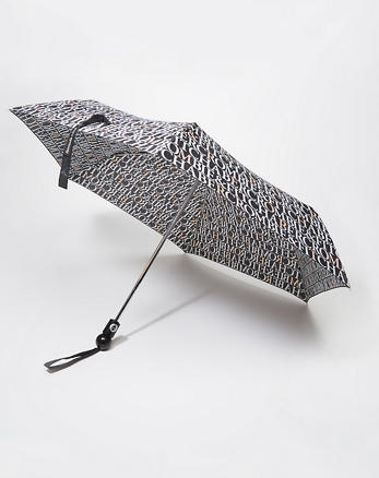 ANF Printed Logo Umbrella