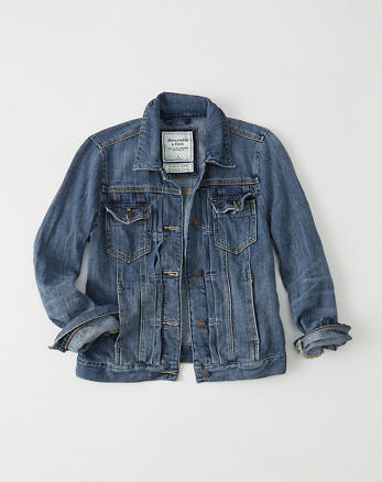 ANF Classic Denim Jacket
