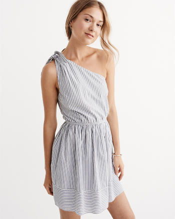 ANF One Shoulder Dress