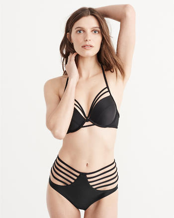 ANF Push-Up Strappy Bikini Top