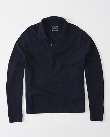 ANF Polo Sweater